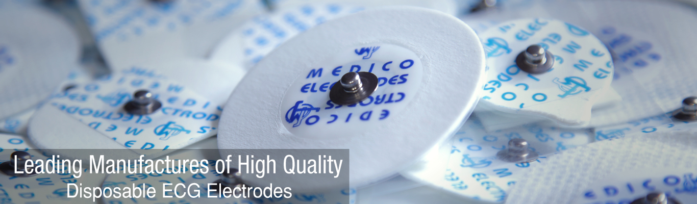 Liquid Gel ECG Electrodes Manufacturers and Exporters India