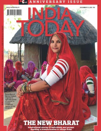 Cover Page-India Today_ 31st December 2018